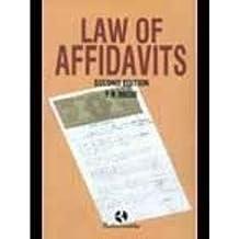 Law Of Affidavits