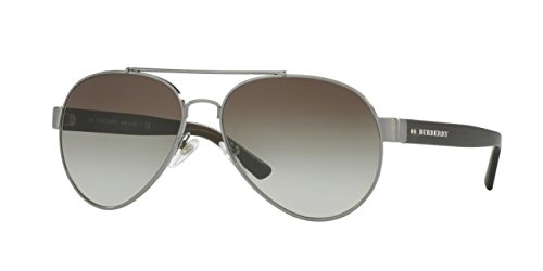 burberry-10083y-gunmetal-dark-brown-3086-aviator-sunglasses-lens-category-2-s