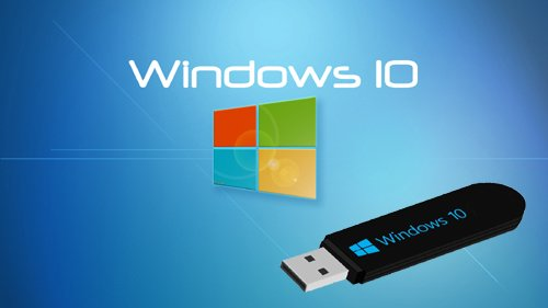MaryCom Windows 10 Profesional 64 Bit installations 8GB USB Stick Flash Drive (Windows Enterprise)