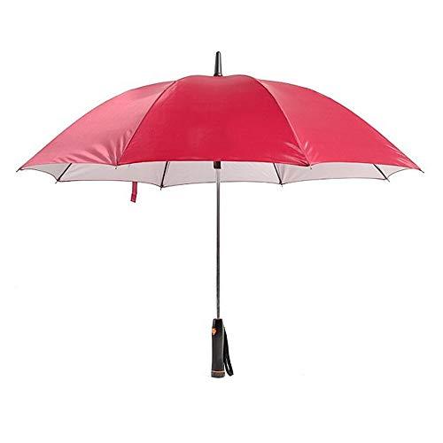 CONRAL Paraguas Anti-UV Ventilador Mujeres niñas