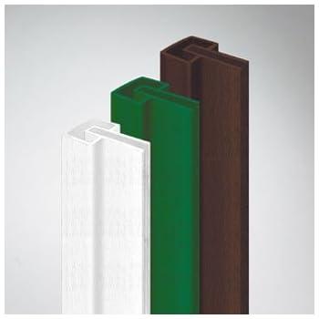 Videx-Coventry Rahmenprofil, L: 175 cm, grün