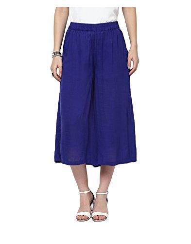 Yepme Vedra Palazzo Pants Blue. XS to XL