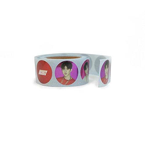YG Entertainment Idol Goods Fan Products YG Select iKON KOLORFUL ROLL STICKER