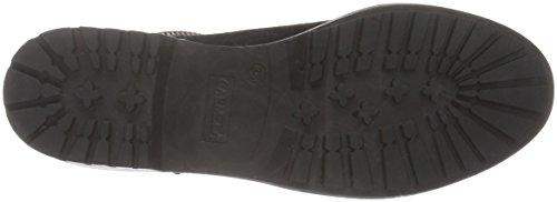 XTI Damen 65223 Biker Boots Schwarz (Black)