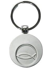 28904310eac5 Butzon   Bercker 2-51964 Porte-clés Poisson avec jeton de Caddie sur Carte