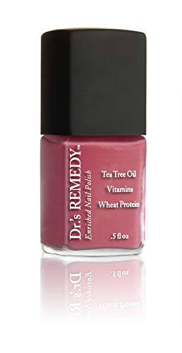 Dr. 's Remedy Angereichert Nail Care Polish 14 ml, entspannend Rose -
