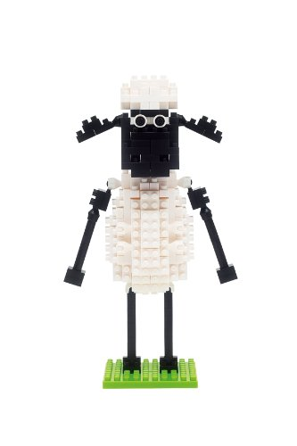 Nanoblock NAN-NBH067 Shaun the Sheep