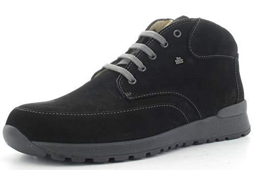 Finn Comfort Dawson Black Size: 10 UK