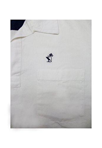 Replika Herren Replika Polohemd Weiß