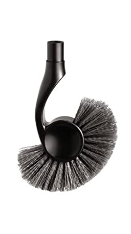 SimpleHuman BT1095 Crescent Toilet Brush Replacement Head, Plastic,