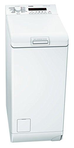 AEG L76265TL3 Waschmaschine Toplader / A+++ / 1200 UpM / 6 kg / Weiß