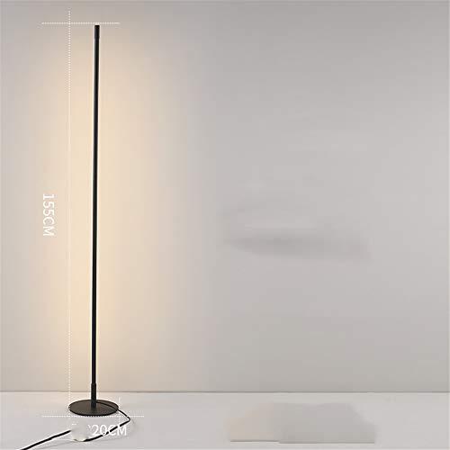 Warmes weißes Licht Minimalistische kreative Stehleuchte Schlafzimmer Wohnzimmer Persönlichkeit Atmosphäre Lampe Nordic einfache LED Stand Leuchte Stehlampe Stehlampe