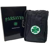 Bolsa para accesorios de golf de la marca Players Premium, para guardar de forma segura tu cartera, joyas, relojes, palos de golf y marcadores de pelotas de golf