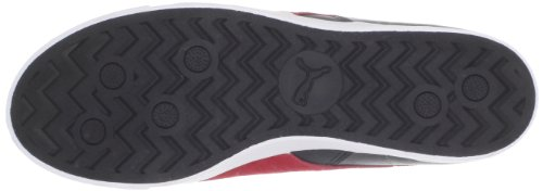 Puma Roma Lp Low Lodge Sneaker Black/Ribbon Red/White
