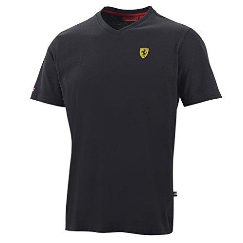 sale-scuderia-ferrari-f1-mens-v-neck-t-shirt