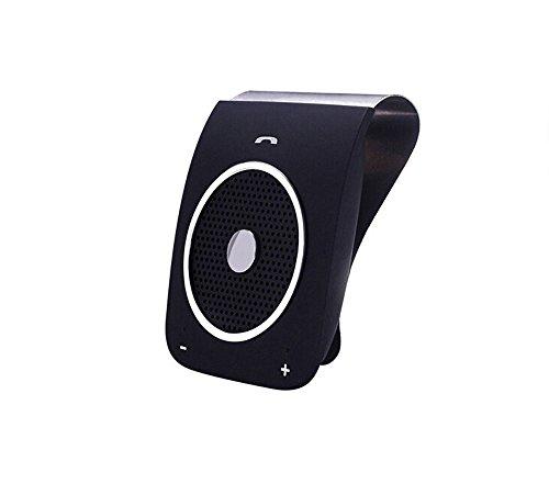 Wosonku Smart Wireless Bluetooth Handsfree Speaker Sun Visor Car Kit Clip Drive/Talk Smart Talk Bluetooth