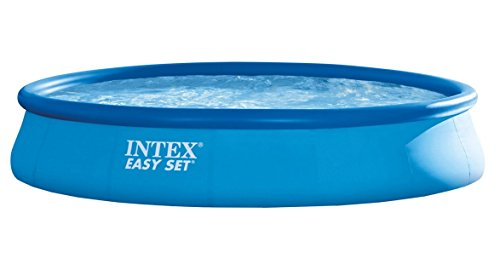 INTEX Kit piscine Easy Set autoportante 4,57 x 0,84 m
