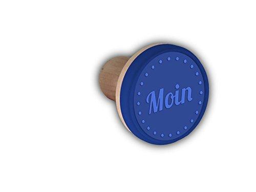 Moin Keks-Stempel