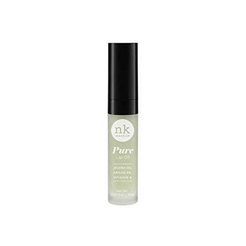 NICKA K Pure Lip Oil - Pepper Mint - Alba Aloe Mint