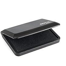 COLOP 109635 Stempelkissen Micro 1, schwarz, 50 x 90 mm