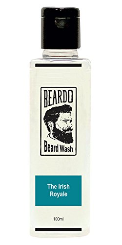 Beardo Beard Wash - 100 ml (The Irish Royale)