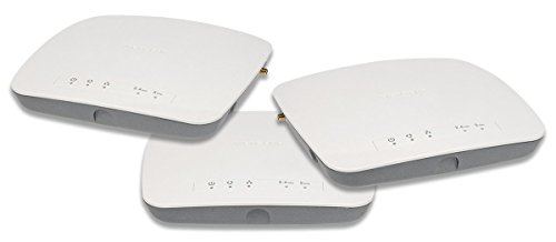 Netgear WAC720B03-10000S Dual Band 802.11ac Wireless Access Point (3-er Pack)
