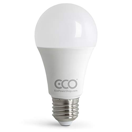 E27Schraube Gap 12W energiesparende LED-Leuchtmittel, Entspricht 80W, warmweiß (3000K), 6000hrs + lebenslange.