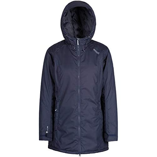316XY51Mg8L. SS500  - Regatta Women's Largo Waterproof and Breathable Insulated Hooded Jacket