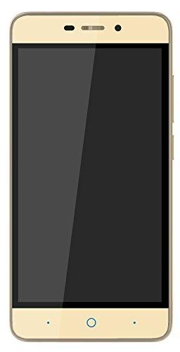 ZTE Blade A452 4G Smartphone (12,7 cm (5 Zoll) Display, 13 Megapixel Kamera, 8 GB Speicher) Gold