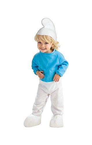 Kleinkinder Kostümierung M (Kleinkind Schlümpfe Kostüme)
