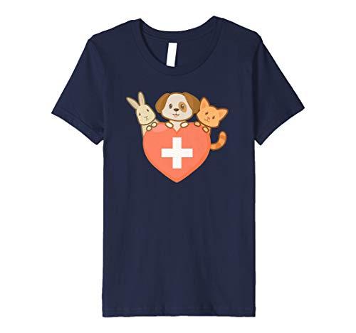 Kinder Vet Costume Shirt Dress up Veterinarian Costume For ()