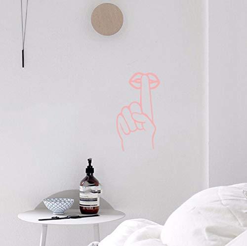 Zxfcczxf Hausgemachte Ins Wind Wandaufkleber Milch Tee Dessert Shop Schlafzimmer Dekoration Hintergrund Spaß Persönlichkeit Wandaufkleber 34 * 43 ()