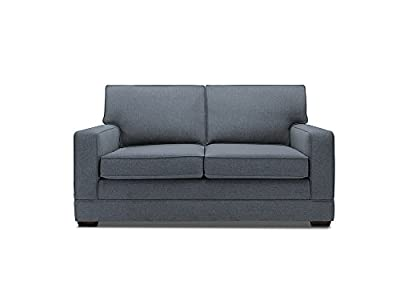 JAY-BE Modern Pocket Sprung Sofa Bed in Luxury Fabric