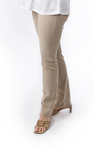 Pantalon femme christoff umstandsmode 552/8/33 couleur :  marine Beige