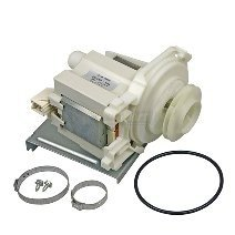 Pumpe 480140102395 Whirlpool CP045-009PE 220/230V, Leistung 80 W