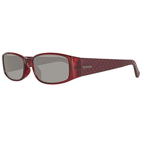 Guess Gu7259-55f63, Montures de Lunettes Femme, Rouge (Red), 55 c0e0142061c2