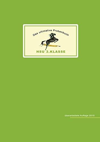 Das ultimative Probenbuch HSU 3. Klasse