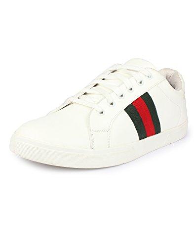Jynx Men's white sneakers (10 M UK)