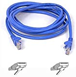Belkin Cat5e Snagless UTP Patch Cable, 3 m - Blue