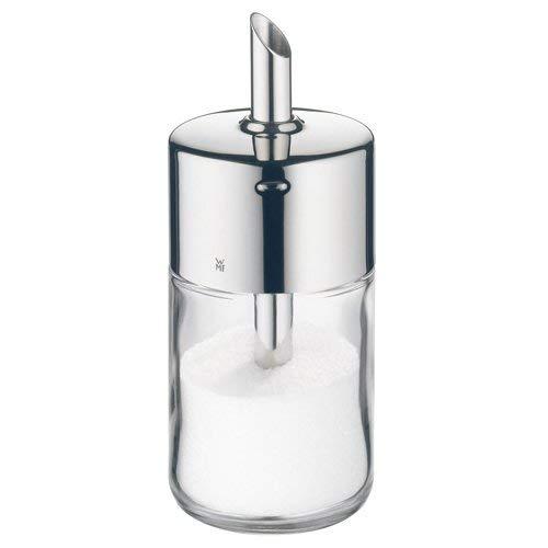 WMF Barista Dosificador azúcar, Vidrio, Acero Inoxidable, 6 cm