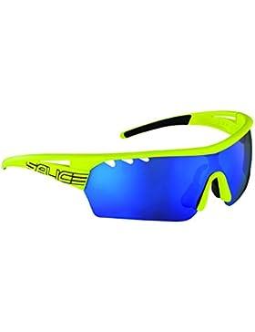 Salice 006RW - Gafas de ciclismo, color amarillo, talla única
