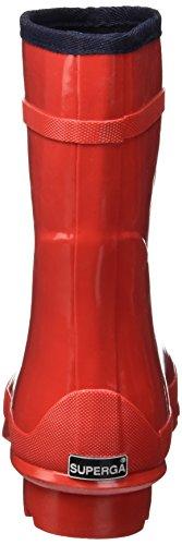 Superga Damen 791-Rbrw Babys Red