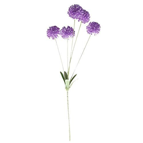Sayla Flores Artificiales DecoracióN Ramo Flores