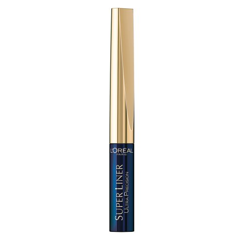 L'Oréal Paris Super Liner Midnight Black Liquid Eyeliner (Blue Black) 2ml