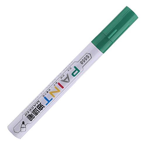 TOMMY LAMBERT Permanent Ink Anzeiger Marker Schule Büro Papier Marker Stift Kugelschreiber Slider Kugelschreiber Bleistift Pen für Schule, Büro, Schreibwaren