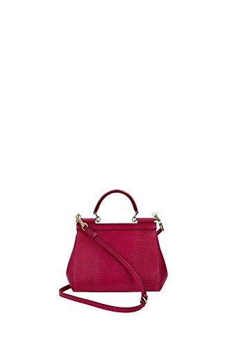 BB6003A109580489 Dolce&Gabbana Sac à main Femme Cuir Fuchsia Fuchsia