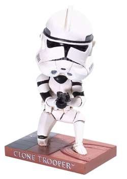 Star Wars - Clone Trooper Bobble Head Figur Clone Trooper Bobble Head