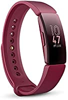Fitbit Inspire & Inspire HR Health & Fitness Tracker with Auto-Exercise Recognition, 5 Day Battery, Sleep &?Swim Tracking