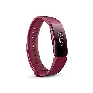 Fitbit Inspire & Inspire HR – Monitores de Actividad con reconocimiento de actividad física, 5 días de batería y seguimiento del sueño