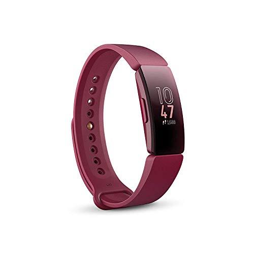 Fitbit Inspire & Inspire HR - Monitores de Actividad con reconocimiento de actividad física, 5 días de batería y seguimiento del sueño